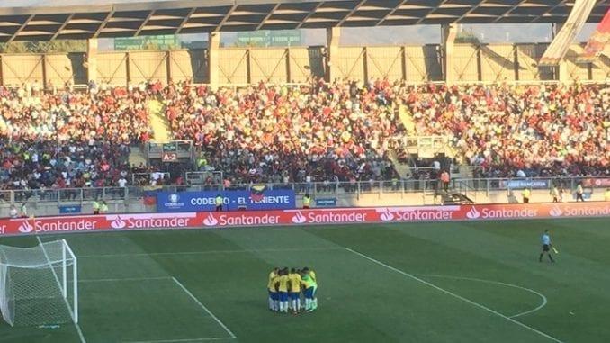 Brasil Sub 20: Brasil Sofre No Fim, Mas Vence A Venezuela Pelo Sul
