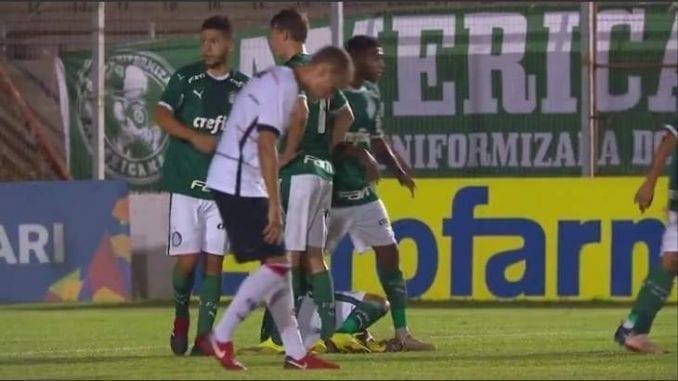 Copa São Paulo 2019  Palmeiras vence o Vitória por 3 x 0 e avança 2dbea78a4acd8
