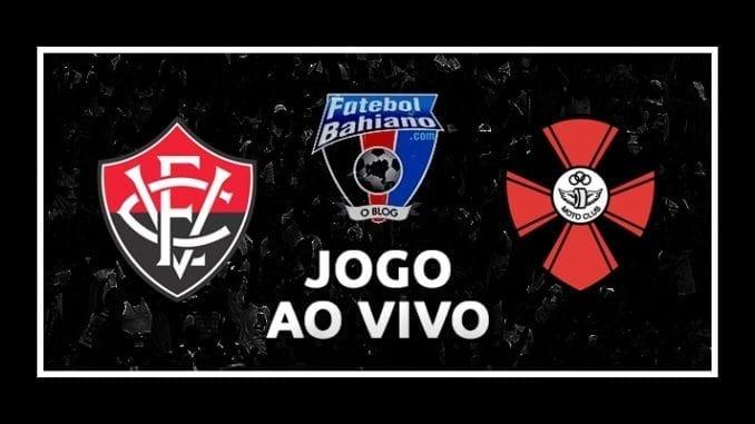 Assistir Vitória x Moto Club AO VIVO pela 2ª rodada da Copa do Nordeste 53f07b4729543