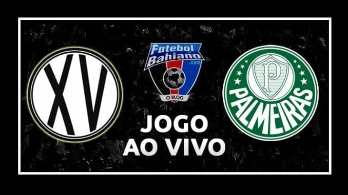Onde assistir XV de Piracicaba x Palmeiras AO VIVO pela Copa São Paulo de39f7fa31060