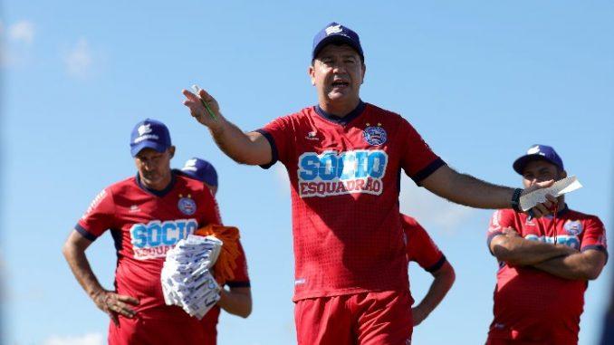 As desculpas para a eliminação do Bahia na Sul-Americana não convenceram 83daddb6dd03e