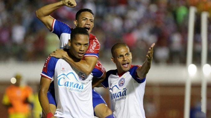 Veja os números de Bahia e Vitória até aqui no Campeonato Baiano 2019 9d9ba33ccf6e5