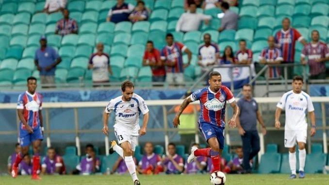 Confira o gol de Bahia 0 x 1 Liverpool-URU pela Copa Sul-Americana d45eab5ff8f0a
