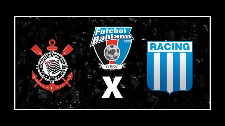 Assistir Corinthians X Racing Arg Ao Vivo Pela Copa Sul
