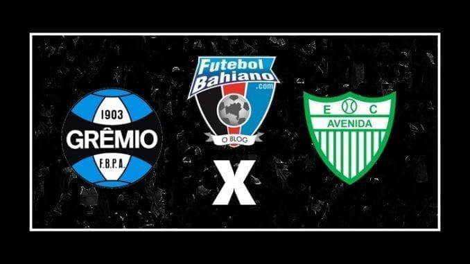 c930e2b040 Onde assistir Grêmio x Avenida AO VIVO pelo Campeonato Gaúcho