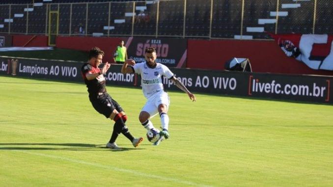 Veja os gols do jogo Vitória 1 x 1 Ceará pela 4ª rodada da Copa do Nordeste ca170051250f7
