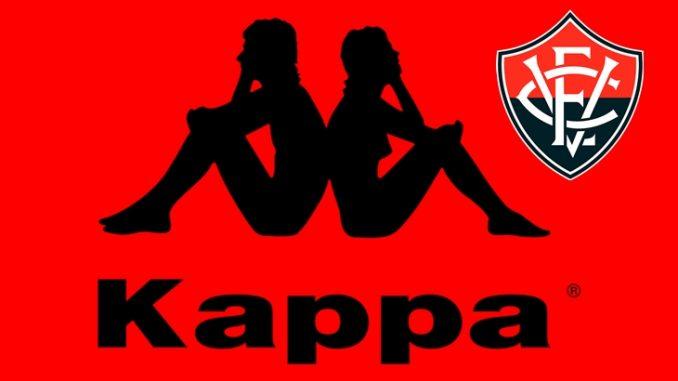 Vitória acerta com a Kappa para nova fornecedora de material esportivo 2bae1f102b2c4