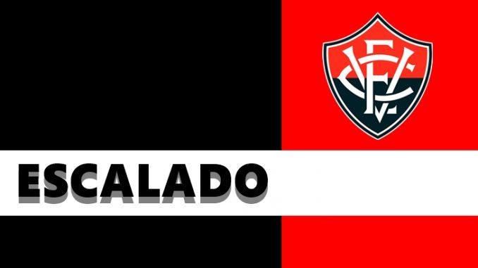 6f02a160210fa Vitória está escalado para enfrentar o Botafogo-PB no Barradão