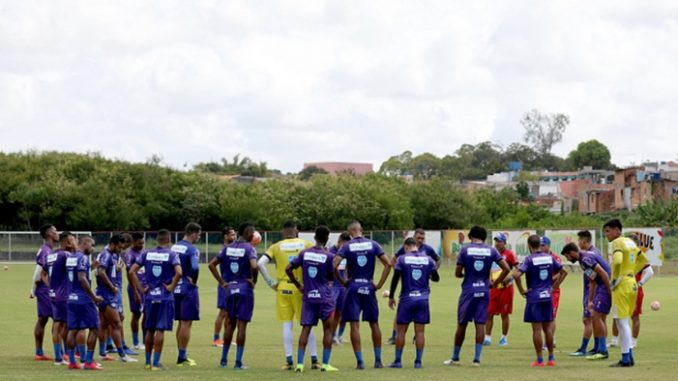 Bahia se preparar para enfrentar o Jequié pelo Campeonato Baiano