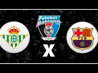 Betis x Barcelona