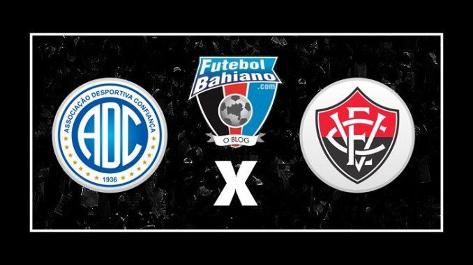 7f4e236f31c45 Como assistir Confiança x Vitória AO VIVO pela Copa do Nordeste