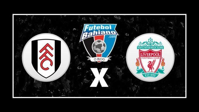 Fulham x Liverpool