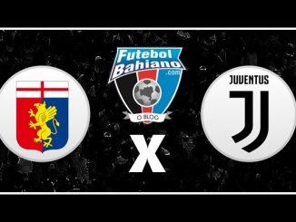 Genoa x Juventus ao vivo