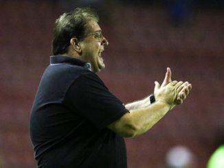 Técnico do Sport-PE comemora a volta do Sport para a Copa do Nordeste