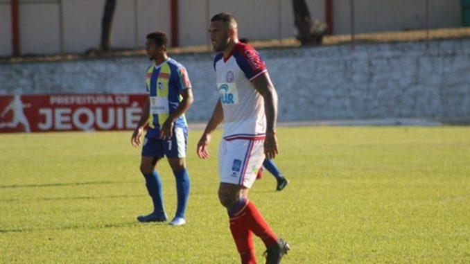 Fernandão, atacante do Bahia