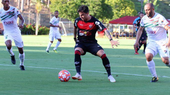 Agora o Esporte Clube Vitória se dedica exclusivamente para o Copa do Nordeste.