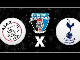 Assistir Ajax x Tottenham AO VIVO