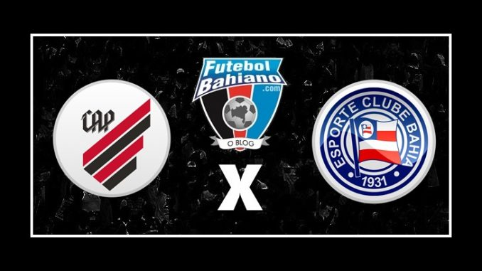 Athletico-PR x Bahia AO VIVO