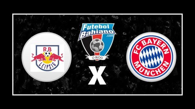 Leipzig x Bayern de Munique