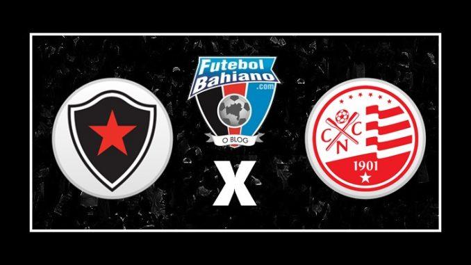 Botafogo-PB x Náutico AO VIVO