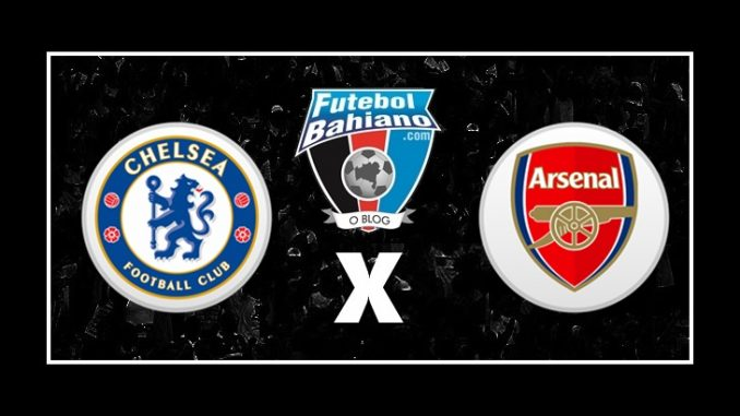 Chelsea x Arsenal AO VIVO