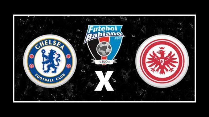 Chelsea x Eintracht AO VIVO
