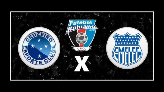 Assistir Cruzeiro x Emelec