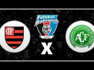 Flamengo e Chapecoense AO VIVO
