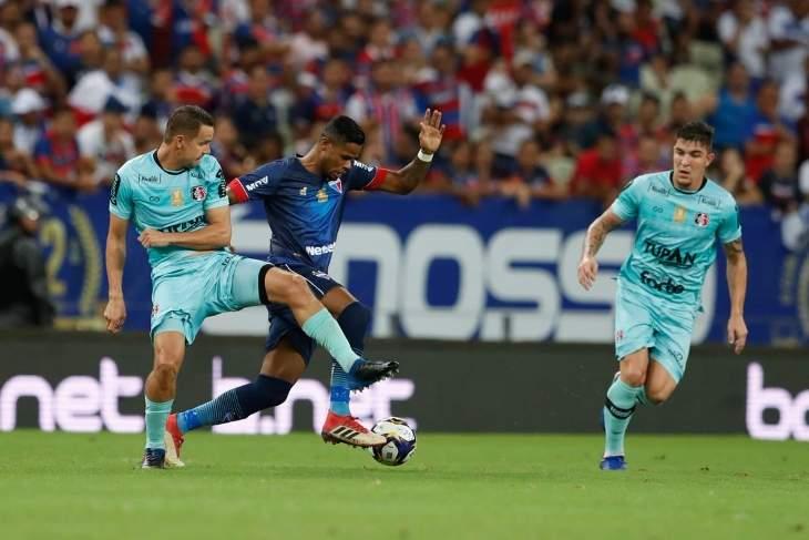 Fortaleza E Botafogo Pb Fazem Final Inedita Na Copa Do Nordeste 2019