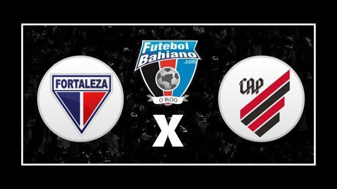 Fortaleza x Athletico-PR