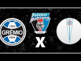 Assistir Grêmio x Universidad Católica