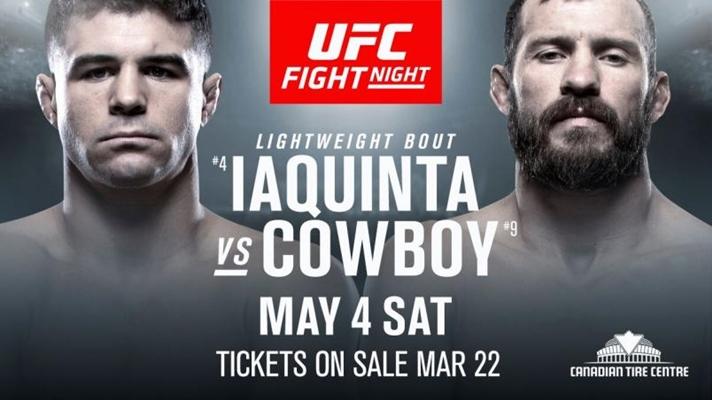 Iaquinta vs Cowboy
