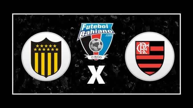 Peñarol x Flamengo AO VIVO