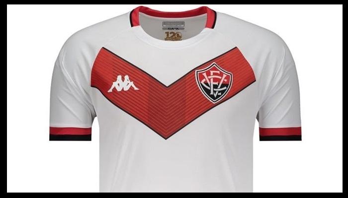9220735531ad5 Vazou! Confira as fotos dos novos uniformes do Esporte Clube Vitória