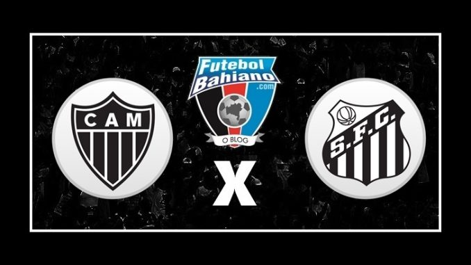 Onde Assistir Atletico Mg X Santos Ao Vivo Pelo Campeonato Brasileiro