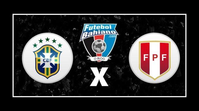 Onde Assistir Brasil X Peru Ao Vivo Pelo Torneio Pre Olimpico Sub 23