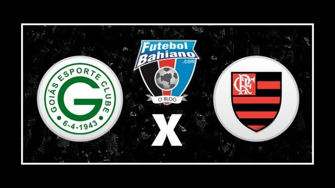 Onde Assistir Goiás X Flamengo Ao Vivo Pelo Campeonato