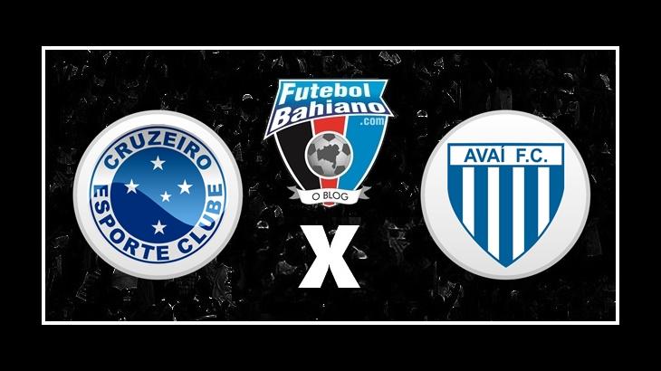 Assistir Cruzeiro x Avaí AO VIVO pelo Campeonato Brasileiro - Futebol Bahiano