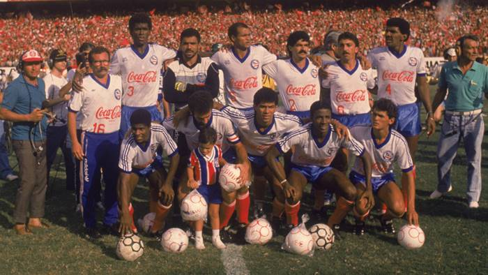 Último triunfo do Bahia sobre o Palmeiras em Salvador foi em 1988 - Futebol Bahiano