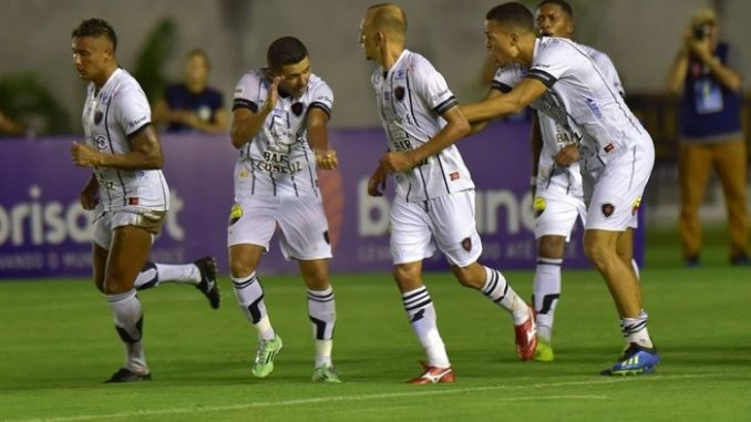 Botafogo Pb Supera Bahia E Fortaleza E Reassume Lideranca Do Grupo A Da Copa Do Nordeste
