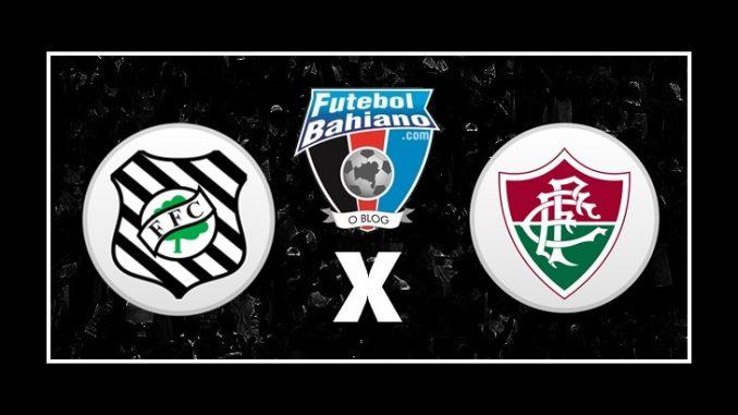 Onde Assistir Figueirense X Fluminense Ao Vivo Pela Copa Do Brasil