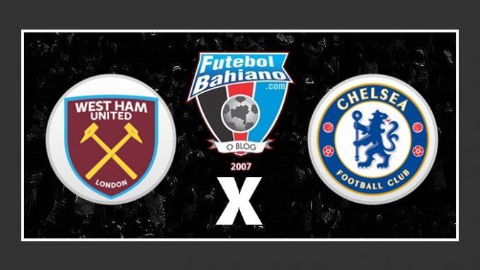 Onde Assistir West Ham X Chelsea Ao Vivo Pelo Campeonato Ingles