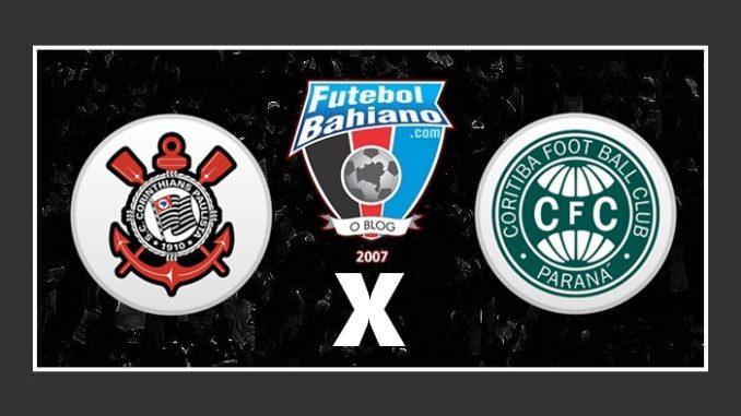 Onde Assistir Corinthians X Coritiba Ao Vivo Pelo Campeonato Brasileiro