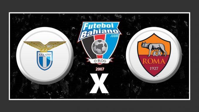 Assistir Lazio x Roma AO VIVO pelo Campeonato Italiano
