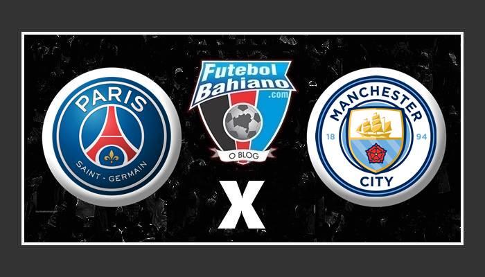 PSG x Manchester City