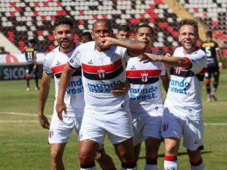 Em jejum de gols desde setembro de 2020, o centroavante Walter retomou o caminho do gol com a camisa do Botafogo-SP, no final de semana