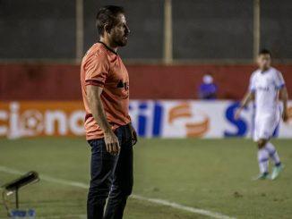 Oitavo técnico contratado pelo presidente Paulo Carneiro, Reizinho da Toca tem 31,2% no clube. Ramon Menezes venceu apenas três partidas
