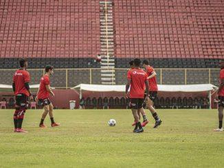 Eliminado do Campeonato Brasileiro de Aspirantes sub-23, parte do elenco da categoria entrou em recesso por cerca de 7 dias